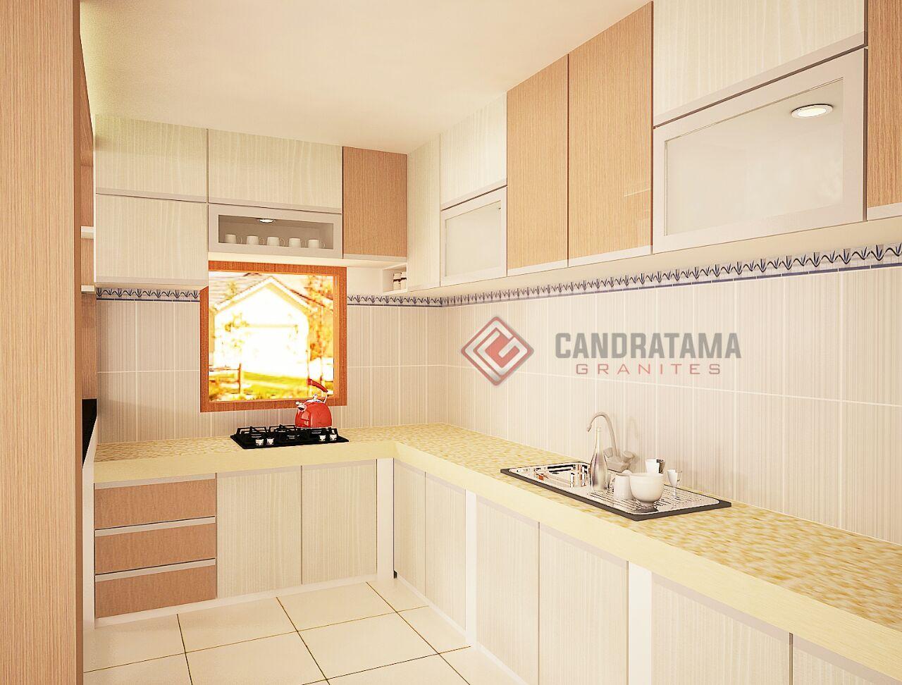 kitchen set banyuwangi sederhana