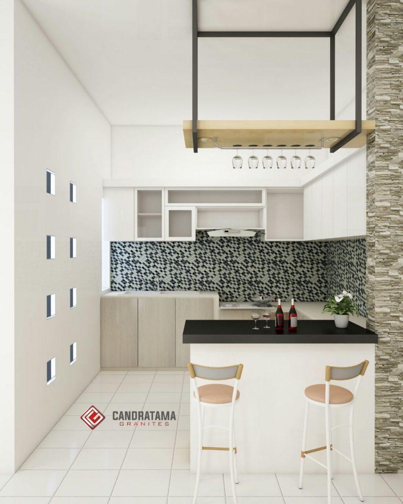 Kitchen set Kediri - Jasa Desain Interior Terbaik Kediri