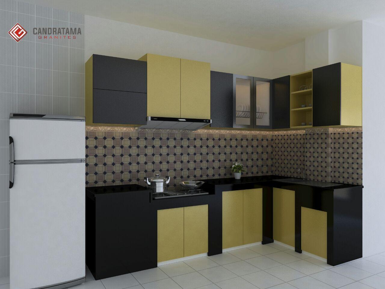 Ruangan Kitchen set - Jasa Desain Kitchen set Jombang