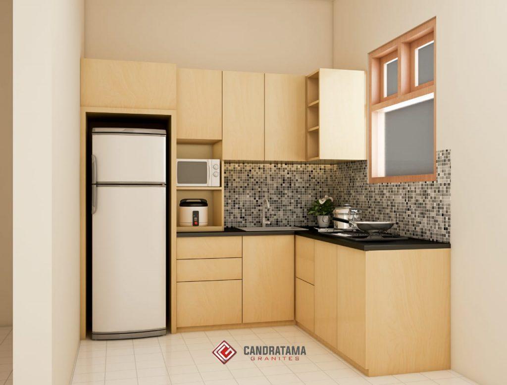 rak dapur custom