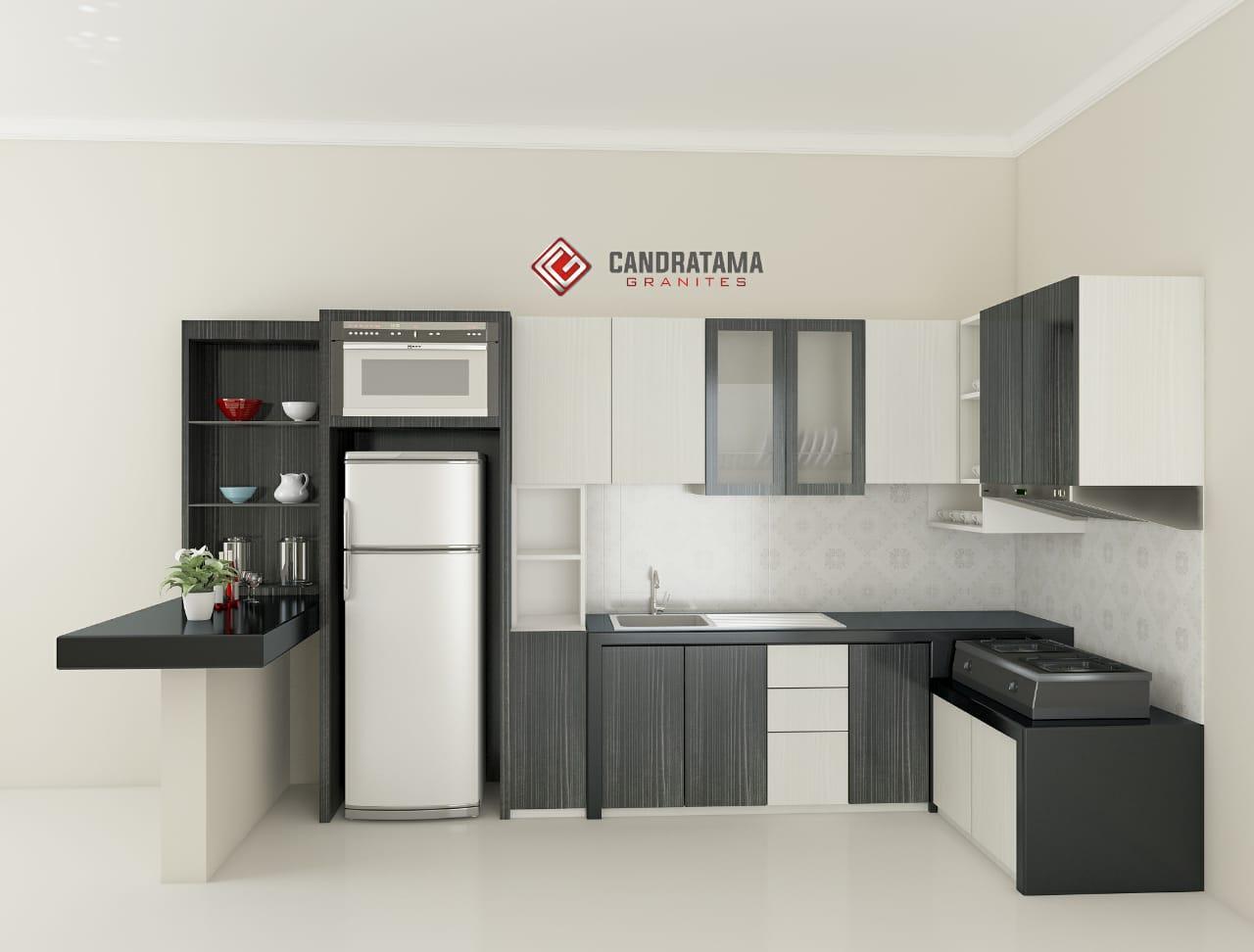 interior dapur modern
