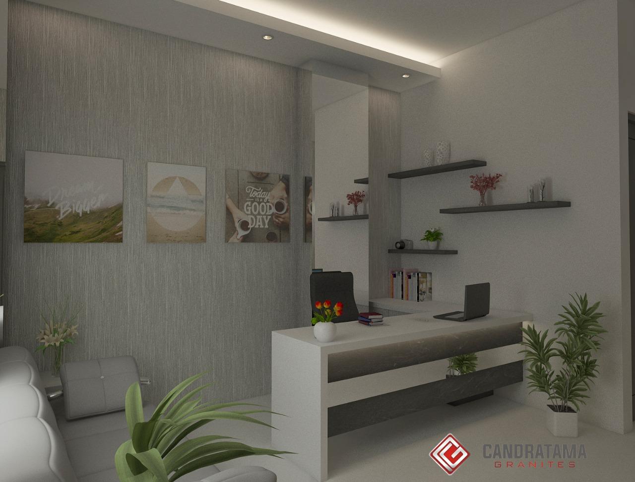 konsep desain interior kantor
