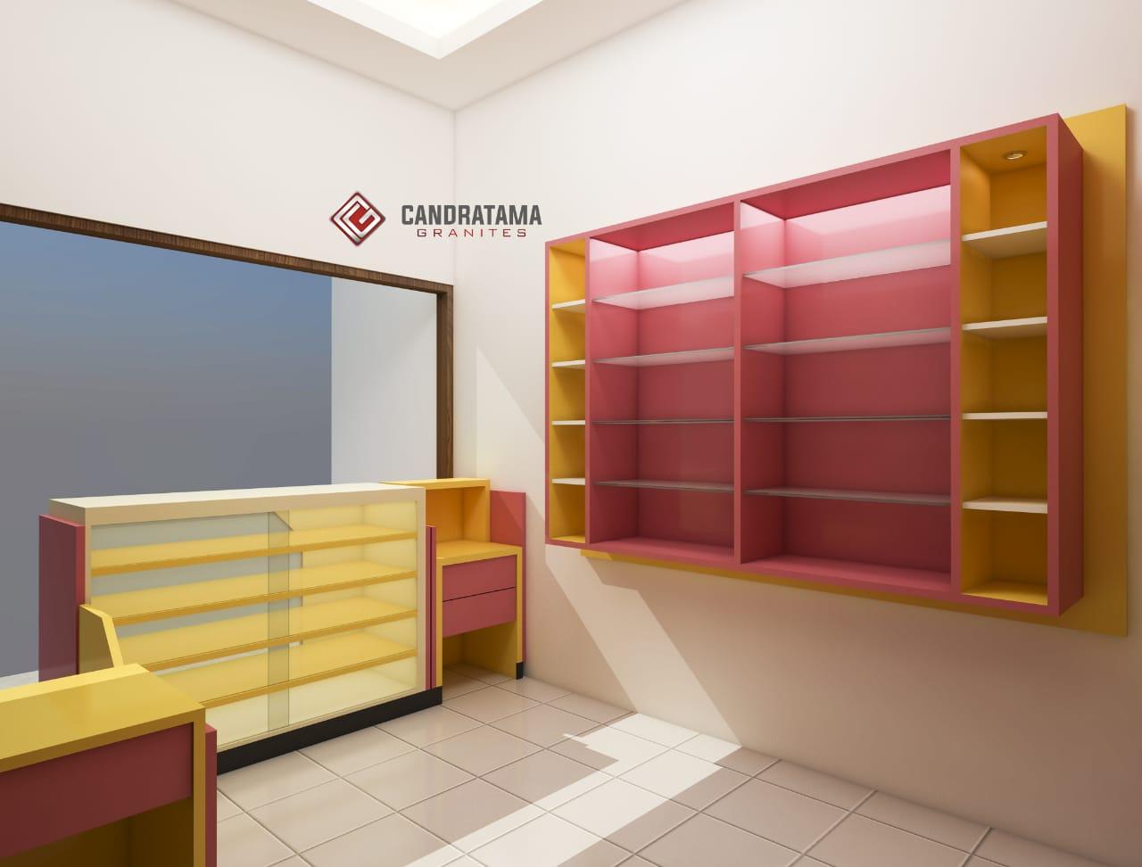 Desain Interior Apotek Modern Dan Minimalis Desain interior apotek minimalis