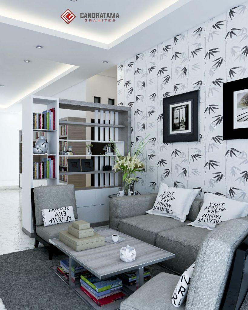 Ide Interior Ruang Tamu Simple Untuk Hunian Di Jember