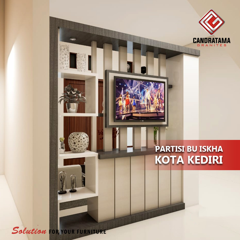 partisi backdrop tv