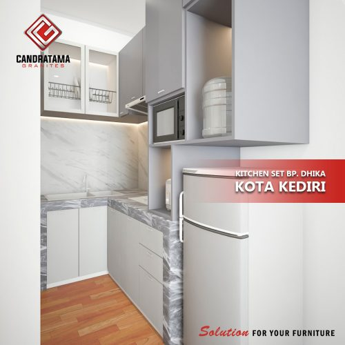 kitchen set modern