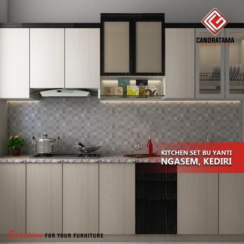 model rak dapur sederhana