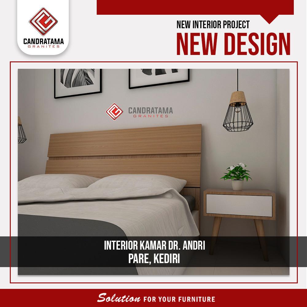kamar tidur custom