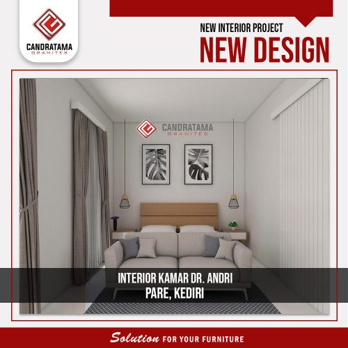 ruangan kamar tidur custom