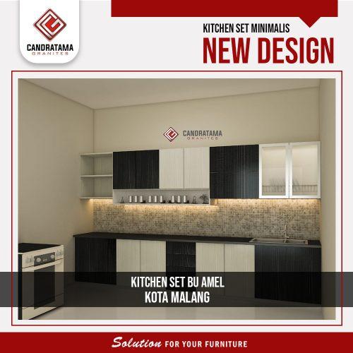 interior dapur kitchen set