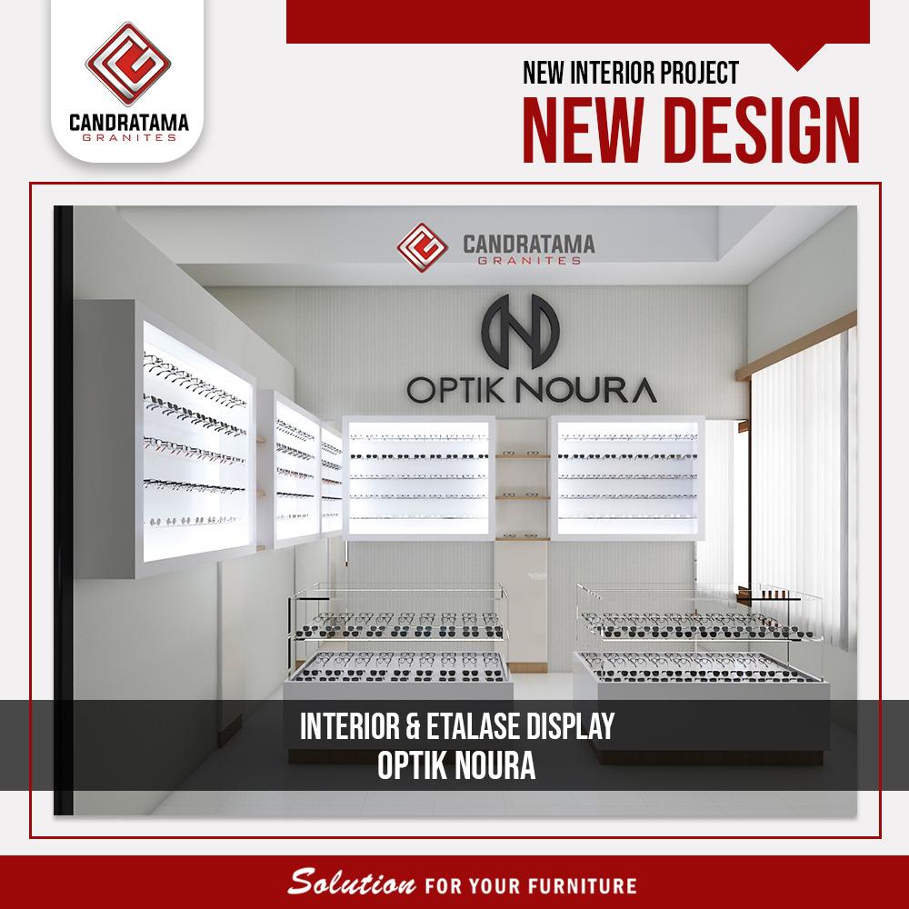 interior & etalase display