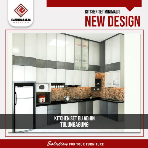 dekorasi dapur kitchen set