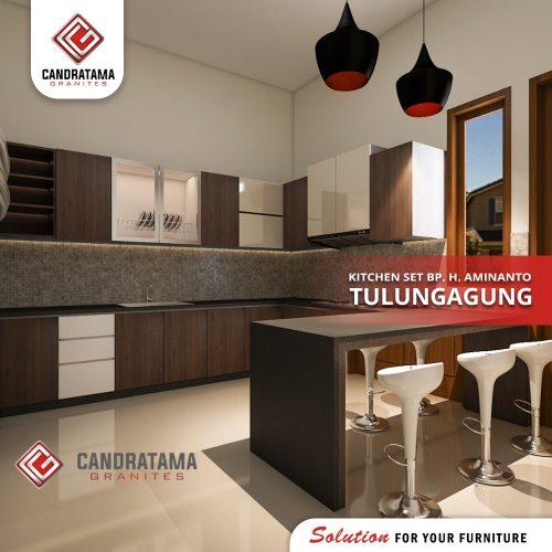 area dapur kitchen set