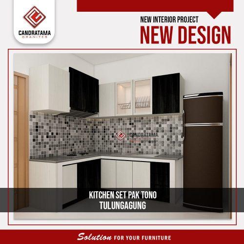 kitchen set custom