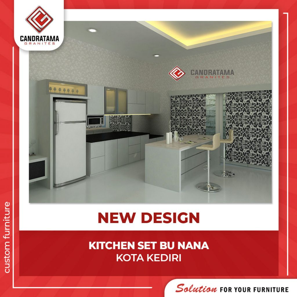 dapur kitchen island
