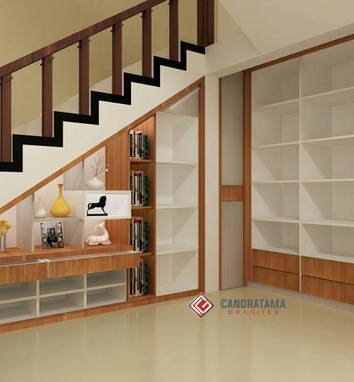 jual lemari tangga