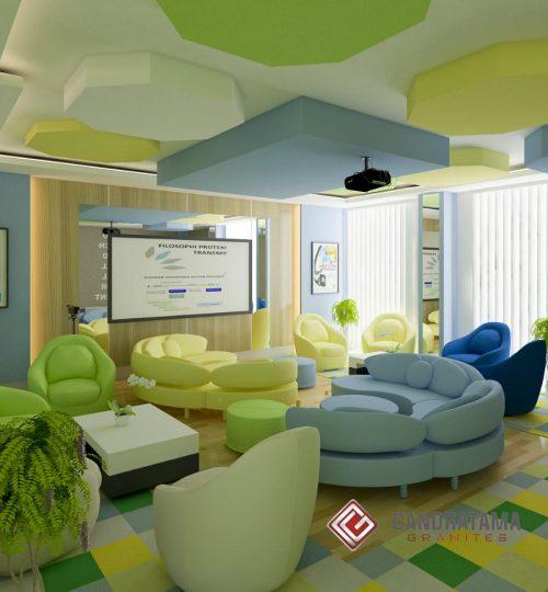 desain interior kantor modern