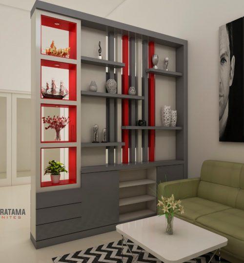 desain ruang tamu terbaru