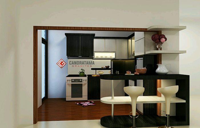 mini bar dapur minimalis
